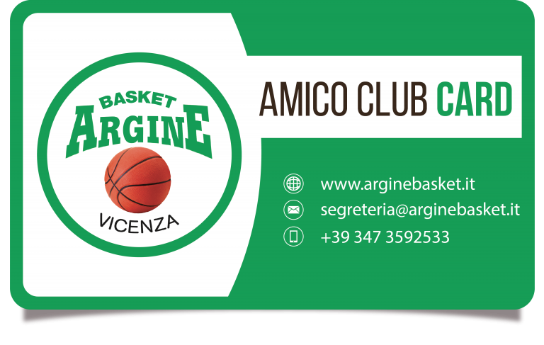 Argine Basket Card